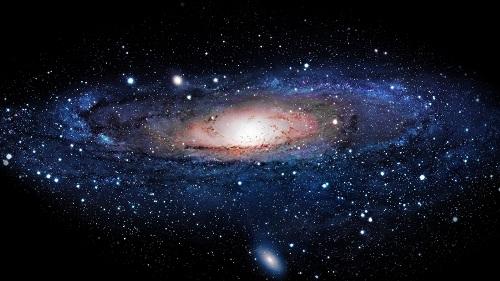 تولد جهان و کهکشان راه شیری